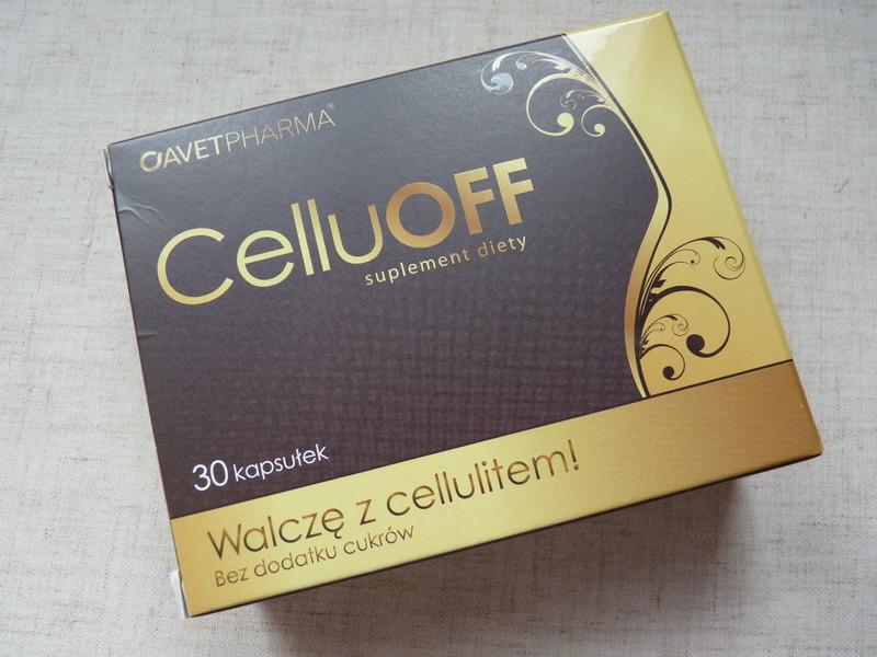 CelluOFF – zwalcza cellulit od wewnątrz