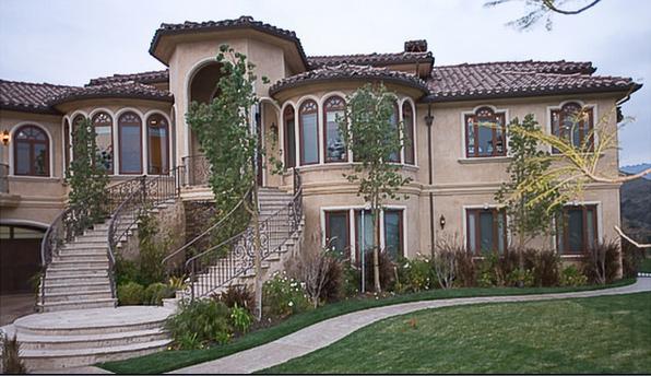 Fotos de jardin fachadas de jardines de casas for Fotos de casas modernas con jardin