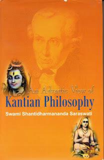 Vision Vedanta de la filosofia kantiana, Shantidharmananda