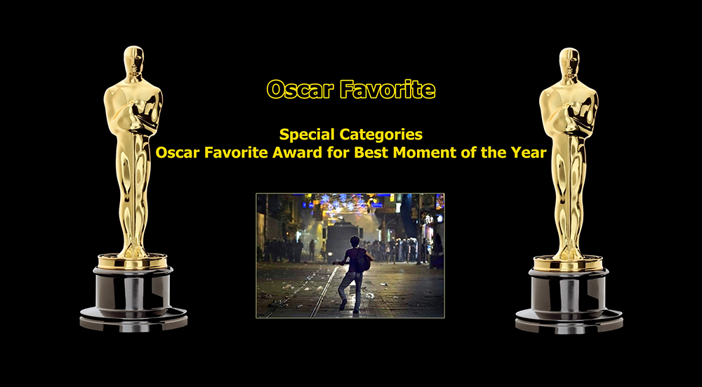 oscar favorite best moment award