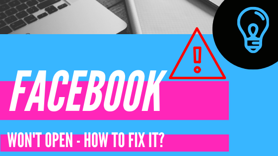 Why Is Facebook Not Working<br/>