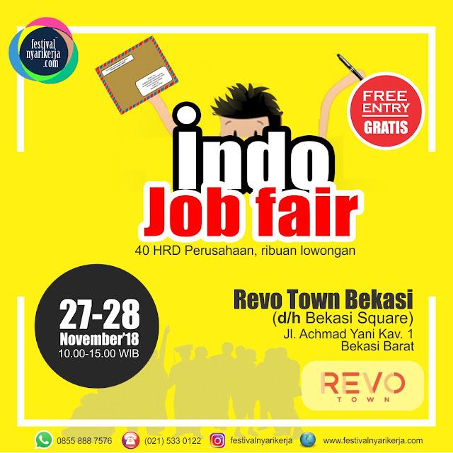 Job Fair Bekasi GRATIS
