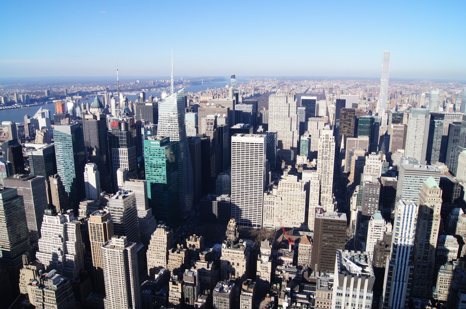 Petits Paradis Empire State Building Et Times Square New