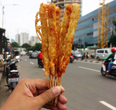 Kuliner Jajanan Anak SD Yang Paling Populer