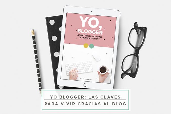vivir gracias al blog