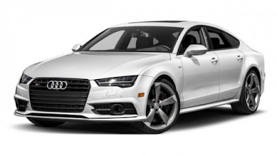 Audi RS7 Performance white image