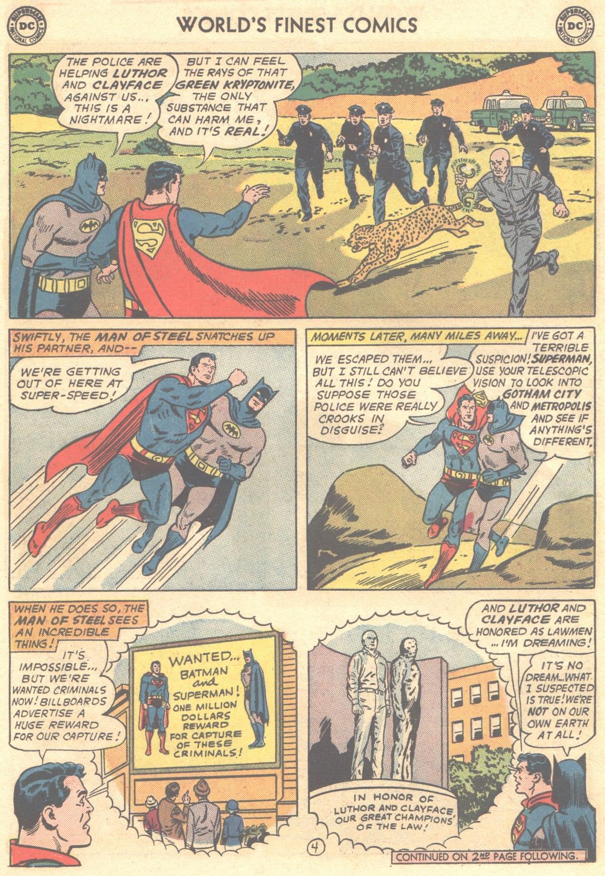 Read online World's Finest Comics comic -  Issue #148 - 6