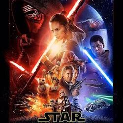 Poster Star Wars: Episode VII - The Force Awakens 2015