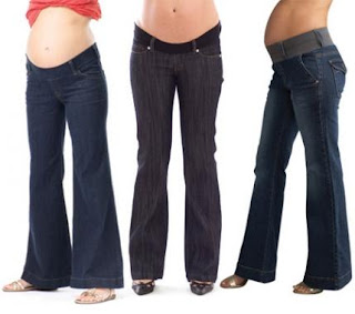 extra long maternity jeans