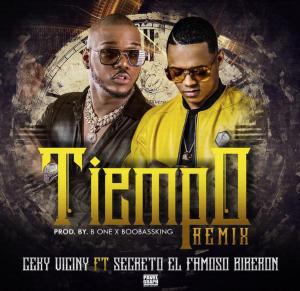 Descargar Ceky Viciny Ft. Secreto El Biberon - El Tiempo Remix