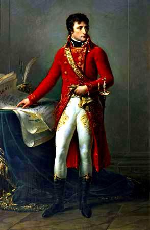 Primer Cónsul Bonaparte