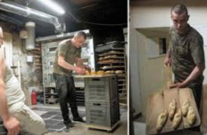 Gelandangan Diberi Toko Roti Sebagai Warisan