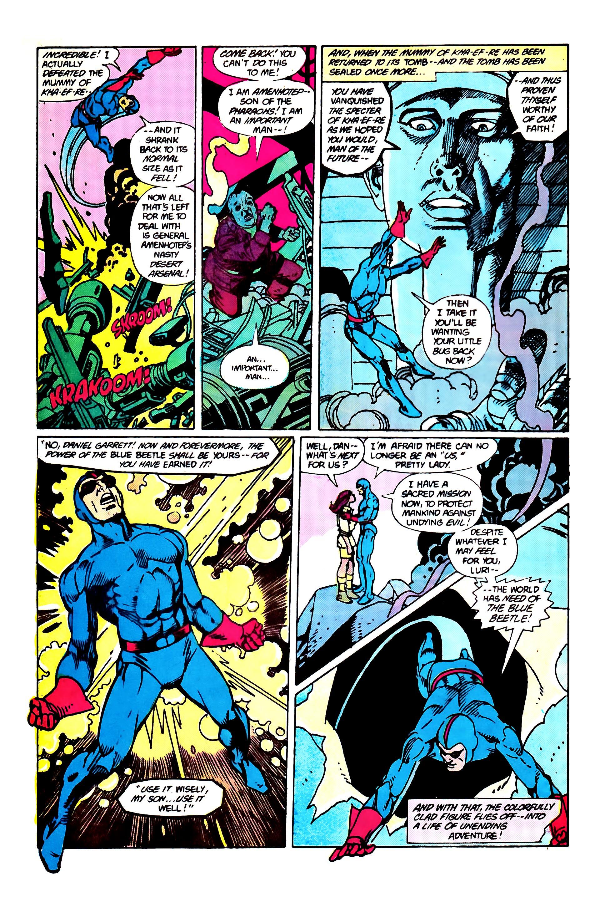 Read online Secret Origins (1986) comic -  Issue #2 - 16