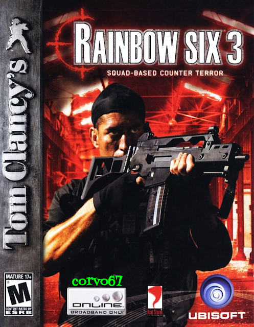 Tom Clancy's Rainbow Six 3 pc requisitos, Tom Clancy's Rainbow Six 3 torrent skidrow, Tradução para Tom Clancy's Rainbow Six 3 pc
