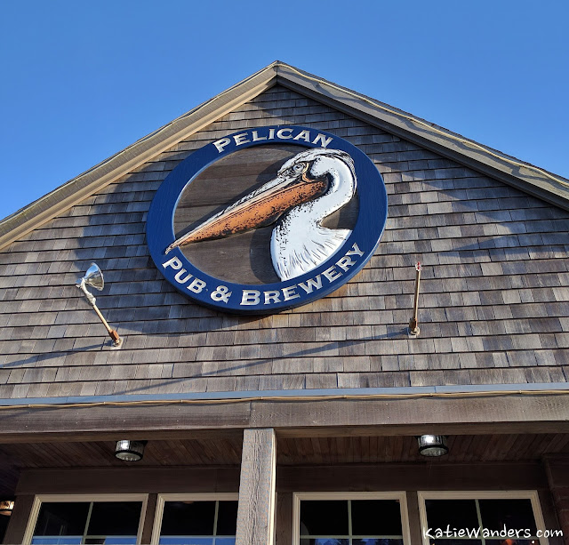 Pelican Pub and Brewery at Pacific City