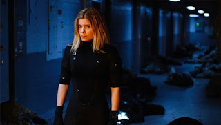 Fantastic Four 2015 Kate Mara Invisible Woman