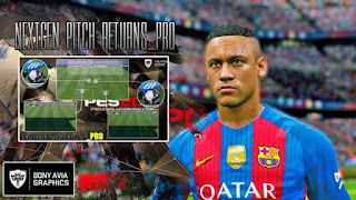 PES 2017 Nextgen Pitch Return Pro