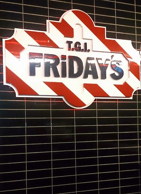 TGI Fridays, Melbourne Central