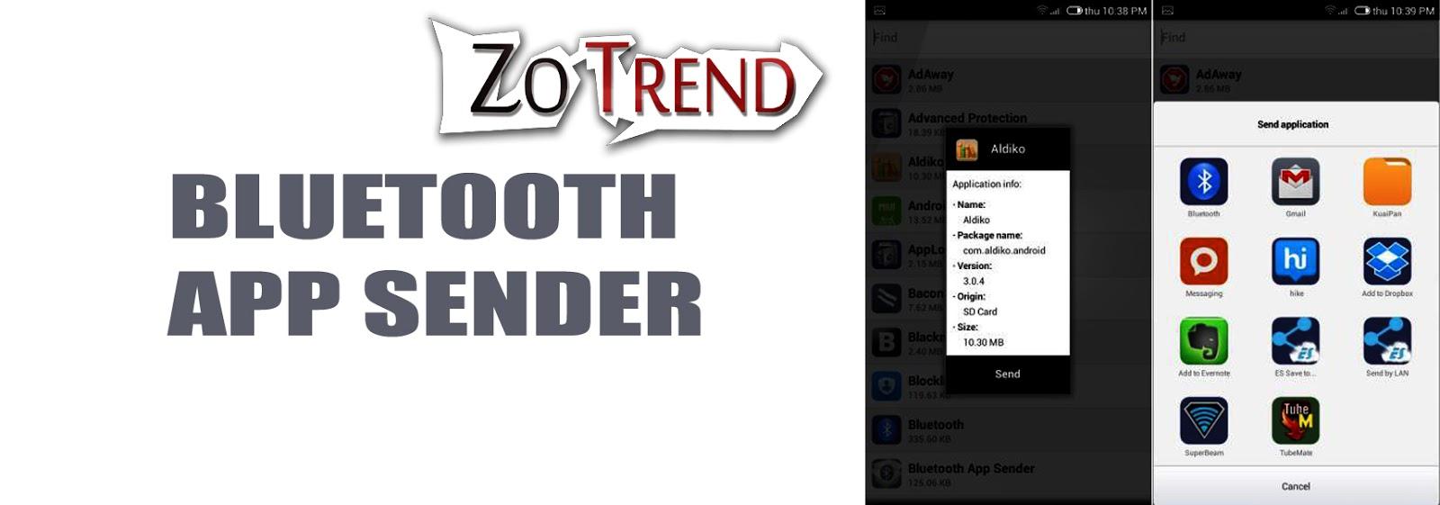 ANDROID APPS BLUETOOTH HMANGA THAWN DAN - Zo-Trend