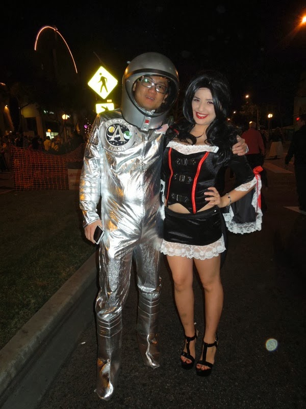 West Hollywood NASA astronaut costume