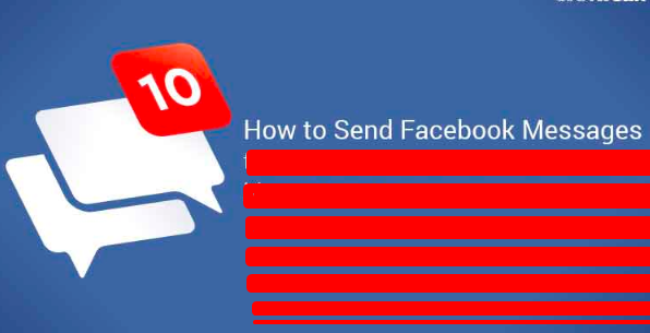 How Do I Send Messages On Facebook