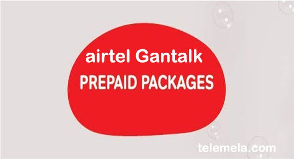 Airtel Gantalk Prepaid Package