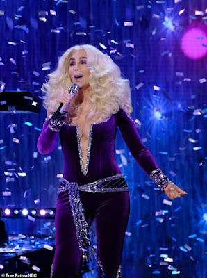 OG Icon Cher Delivered A Super-Stellar Performance Of  Her Cover Of Abba's 'Waterloo' On 'America's Got Talent' 2019 Finale!