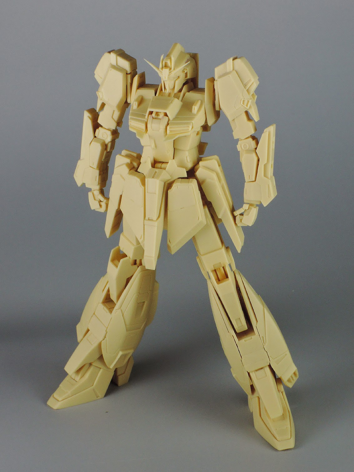 D-Place 1/144 MSZ-006 Z Gundam Garage Kit C3 x Hobby 2014