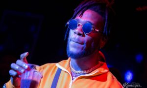 Burna Boy's song, PH City Vibration ranked 24th Best Song in