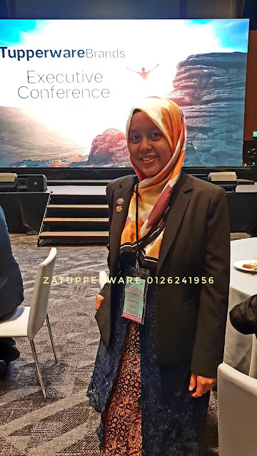 Tupperware Executive Conference @ New World Hotel, Petaling Jaya