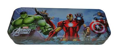 Avengers pencil box Amazon #affiliatelink