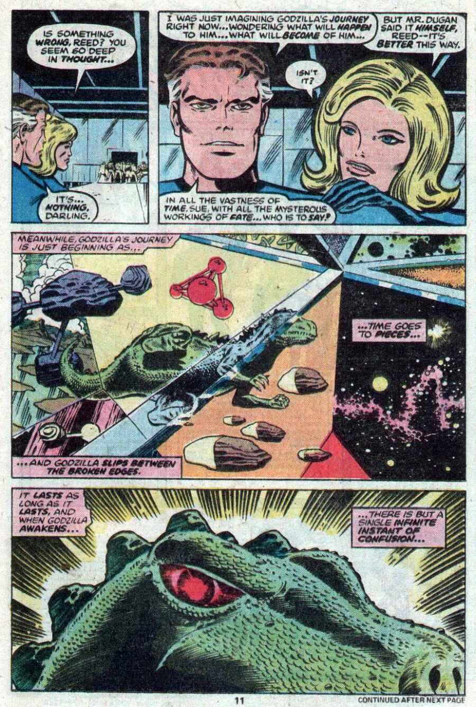 Godzilla (1977) Issue #21 #21 - English 8