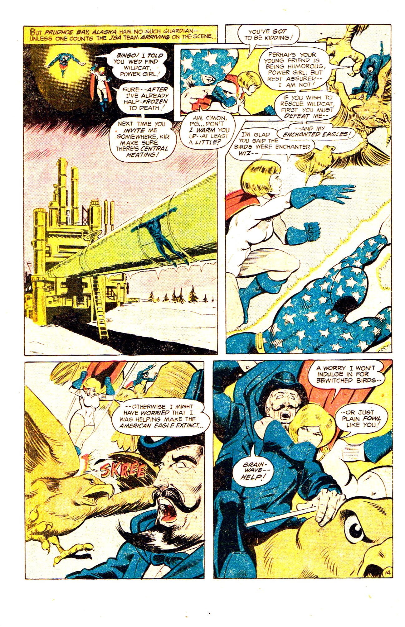 Read online All-Star Comics comic -  Issue #66 - 26