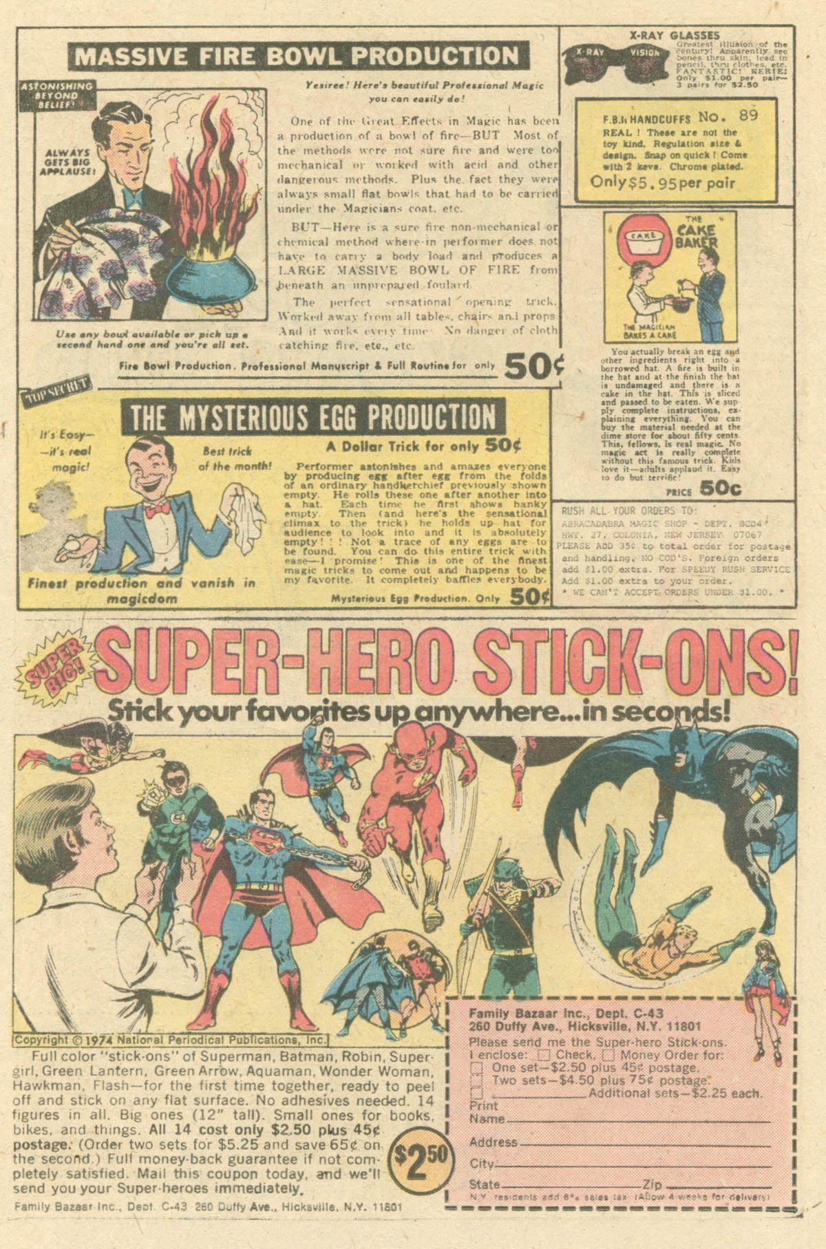 Read online World's Finest Comics comic -  Issue #231 - 14