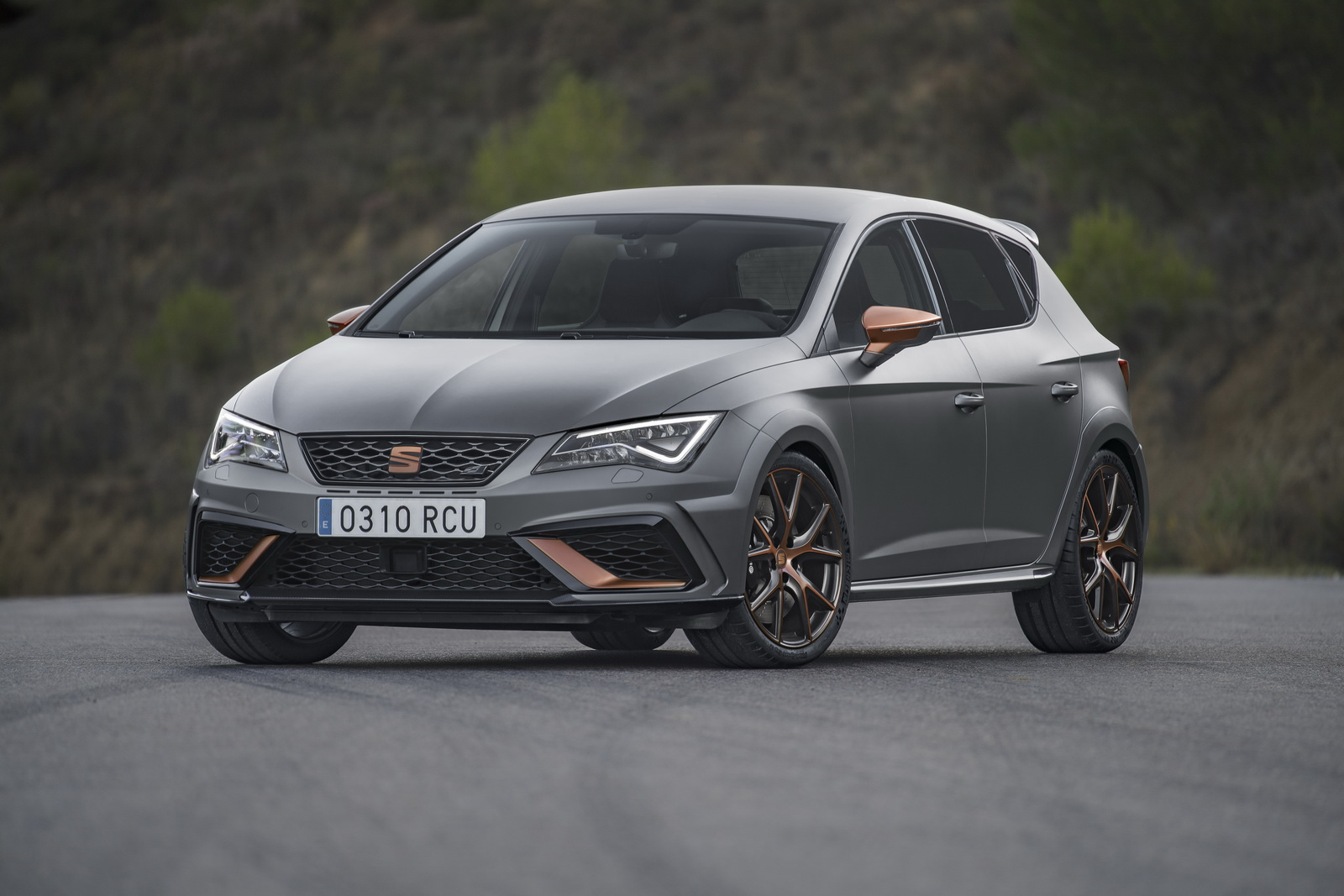 seat leon cupra r detailed in new gallery 43 pics carscoops. Black Bedroom Furniture Sets. Home Design Ideas