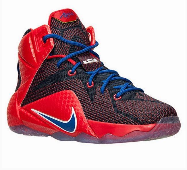 7dd70f090fd67 The Brand new Nike Lebron 12