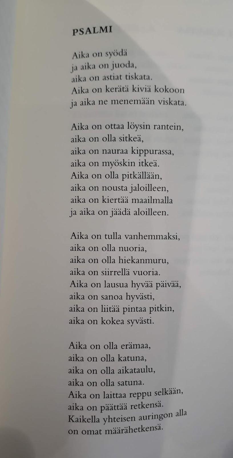 Valon Pisaroita Lyrics