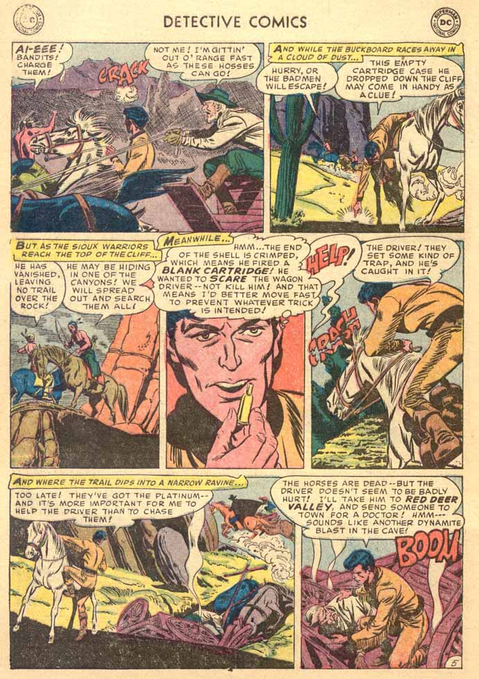 Read online Detective Comics (1937) comic -  Issue #191 - 38