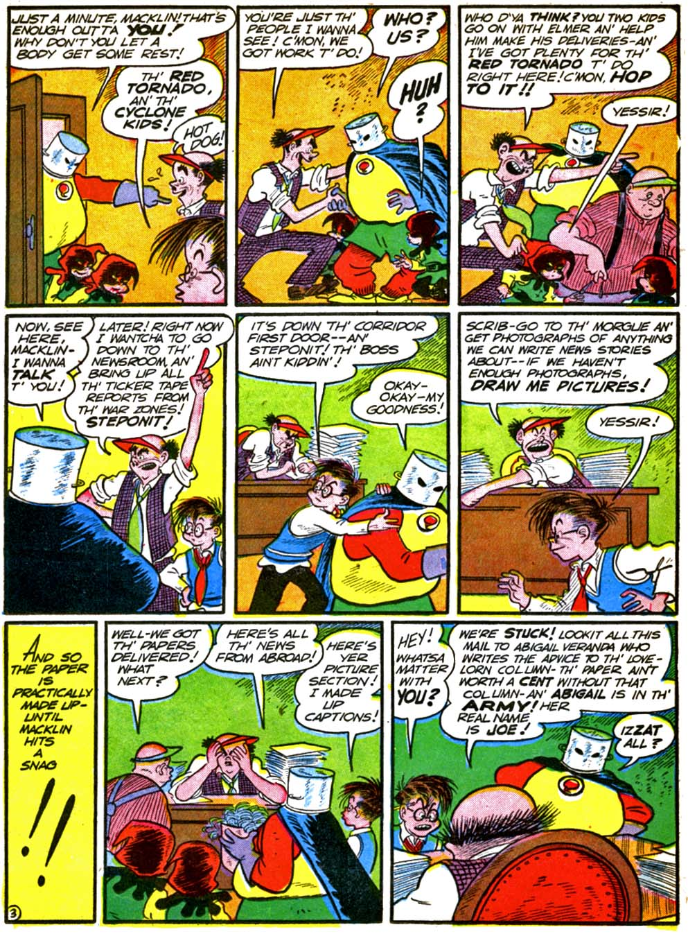 Read online All-American Comics (1939) comic -  Issue #52 - 37