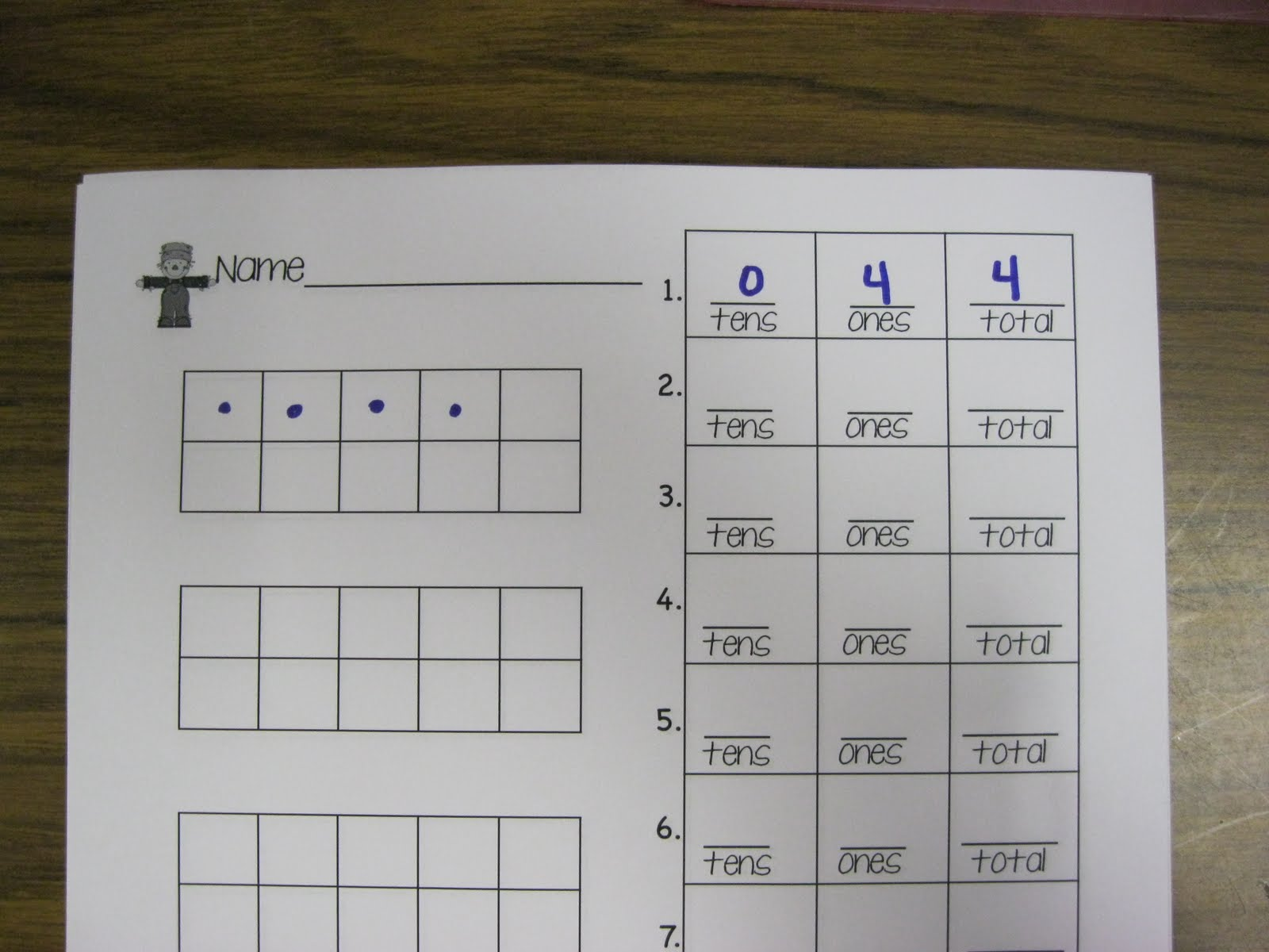 First Grade Fanatics It S Time For Place Value
