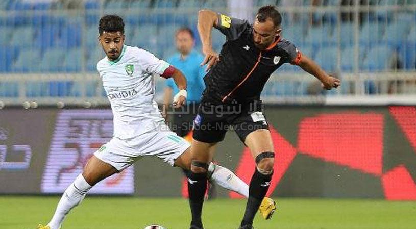 الشباب  يحقق الفوز على الأهلي بهدف وحيد في الجولة الثالثه عشر من الدوري السعودي
