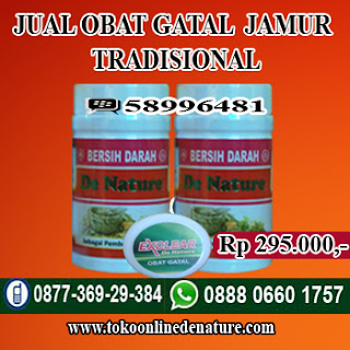 JUAL OBAT GATAL JAMUR TRADISIONAL