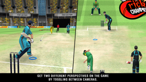 Game World Cricket Championship 2 Android