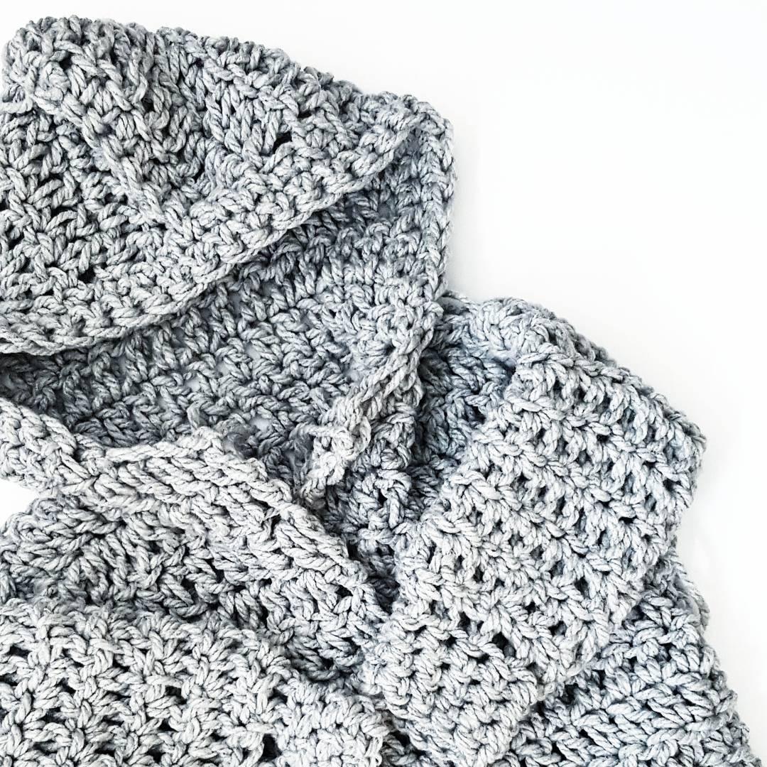 Easy Chunky Toddler Cardigan Oth Crochet Nook
