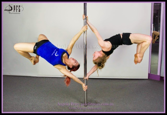 pole fitness studios september 2014
