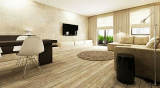 sala color beige