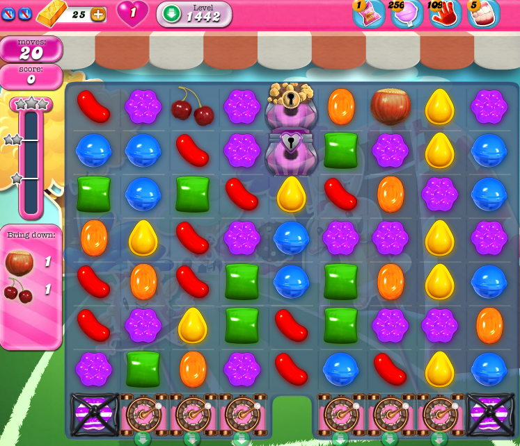 Candy Crush Saga 1442