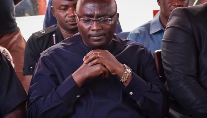 Bawumia visits grief-stricken KUMACA
