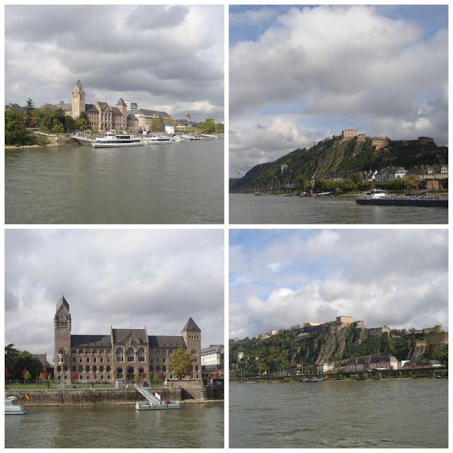 Koblenz - rio Reno