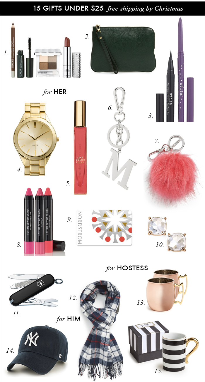 15 Gifts Under $25 by Christmas  sc 1 st  Daily Style Finds & Daily Style Finds: 15 Gifts Under $25 by Christmas